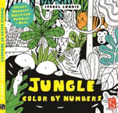 Colour by Numbers: Jungle