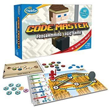 Large code master programming logic game