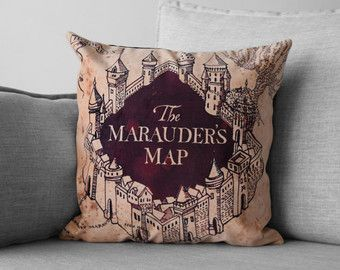 Harry Potter Cushion Cover No Insert