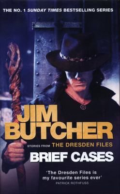 Brief Cases (The Dresden Files Stories) HB