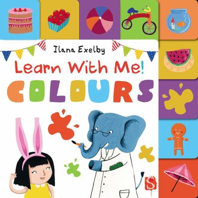 Learn with Me! Colours