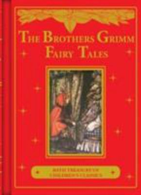 Brothers Grimm Fairy Tales (Bath Treasury)