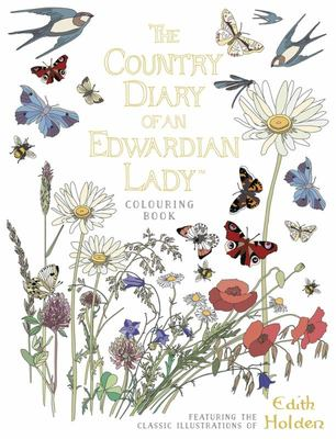 The Country Diary of an Edwardian Lady Colouring