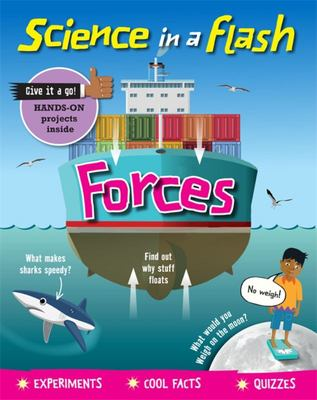 Forces (Science in a Flash)