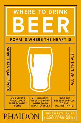 Where to Drink Beer - Foam is Where the Heart is
