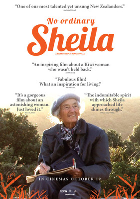 No Ordinary Sheila DVD