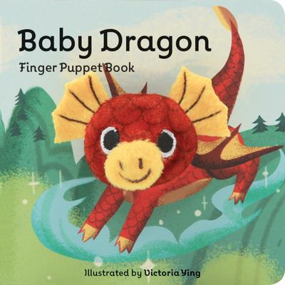 Baby Dragon (Finger Puppet Book)