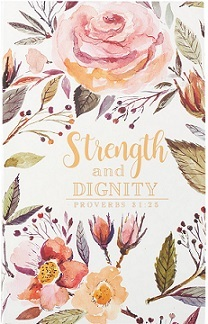 Flexicover Journal Strength and Dignity