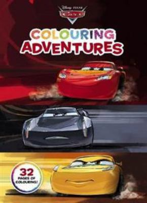 Disney Cars Colouring Adventures