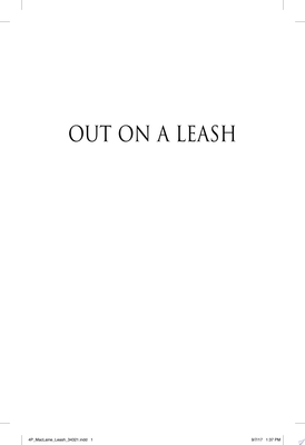 Out on a Leash
