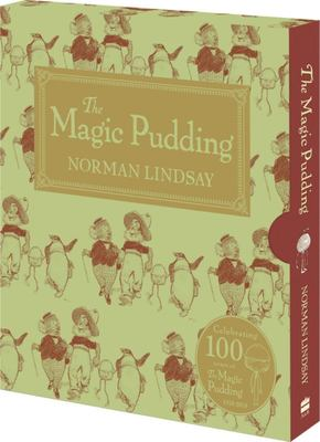 The Magic Pudding: 100th Anniversary Edition (Slipcase with Print)