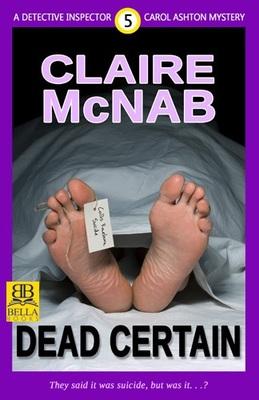 Dead Certain / Off key (A Detective Inspector Carol Ashton Mystery #05)