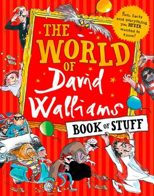 The Book of Stuff (The World of David Walliams)