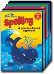 New Wave Spelling Phonics Based Approach Book G Ages 11+ - RIC-6273