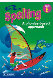 New Wave Spelling Phonics Based Approach Book E Ages 9-10 - RIC-6271