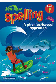 RIC 6272 - New Wave Spelling Phonics Based Approach Book F Ages 10-11