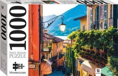 Lake Como, Lombardy, Italy: 1000-Piece Jigsaw Puzzle Mindbogglers