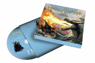Harry Potter and the Goblet of Fire Audio #4