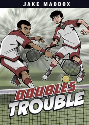 Doubles Trouble (Jake Maddox Sports Stories)