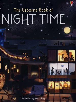 Usborne Book of Night Time