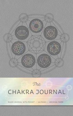 Seven Chakras Ruled Journal