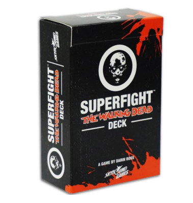 Large superfight walking dead expansion