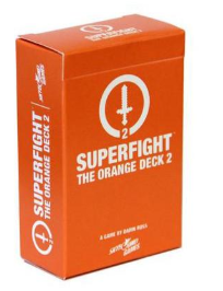 Superfight the Orange Deck #2