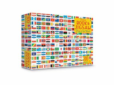 Flags of the World (Usborne Book & Jigsaw)