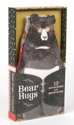 Bear Hugs Notecards