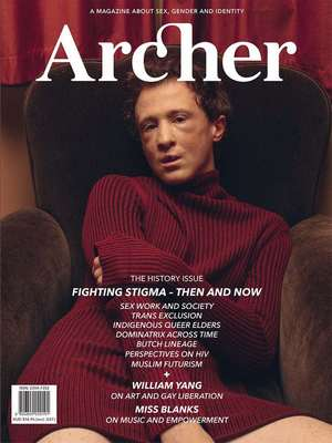 Archer Magazine #10: The History Issue
