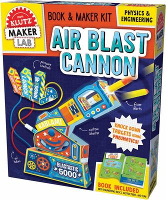 Air Blast Cannon (Klutz Maker Lab)