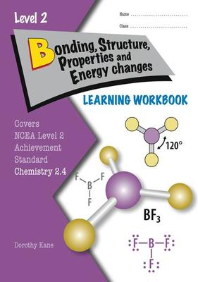 Chemistry Internals AS 2.4 Bonding , Structure, Properties & Energy Changes