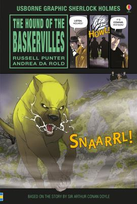 Hound of the Baskervilles (Usborne Graphic)