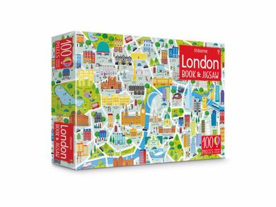 London: Usborne Book and Jigsaw