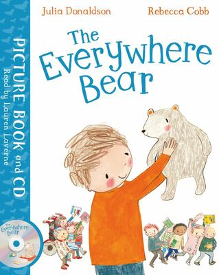 The Everywhere Bear (Book & CD)