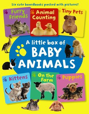 Little Box of Baby Animals