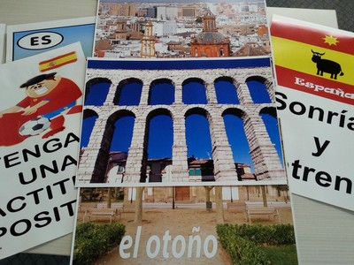 A3 Spanish Posters - Mixed Pack (non-laminated)