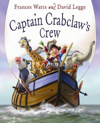 Captain Crabclaw's Crew (PB)
