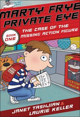 Marty Frye, Private Eye - The Case of the Missing Action Figure