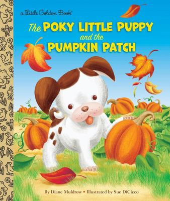 The Poky Little Puppy and the Pumpkin Patch (LGB)