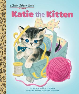 Katie the Kitten (Little Golden Book)
