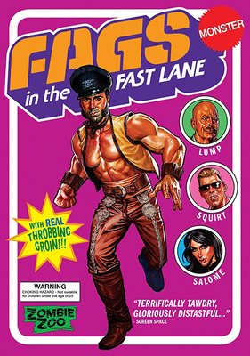 Fags in the Fast Lane Dvd