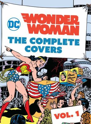 DC - Wonder Woman: The Complete Covers Vol. 1 (Mini Book)