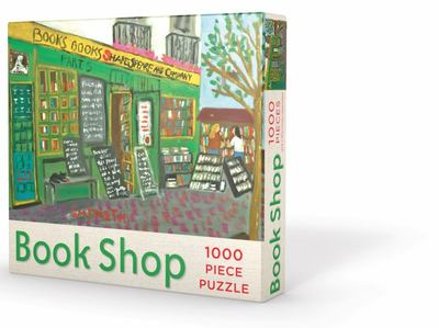 1000pc Bookshop Puzzle