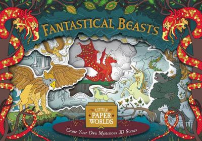 Fantastical Beasts : Create Your Own Mysterious 3D Scenes