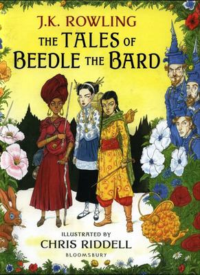 The Tales of Beedle the Bard (Illustrated Edition)