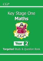 KS1 Maths Targeted Study & Question Book - Year 2