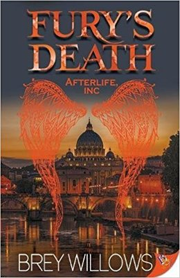 Fury's Death (Afterlife, Inc. #1)