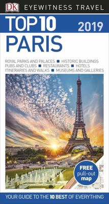 Top 10 Paris - DK Eyewitness Travel Guide