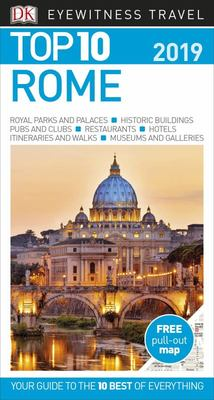 Top 10 Rome - DK Eyewitness Travel Guide